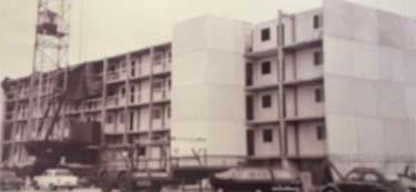 Aanbouw flats VvE Buikslotermeer